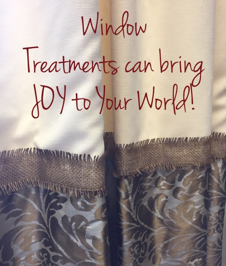 Treat Your Windows:  Interview with a Workroom//Part II